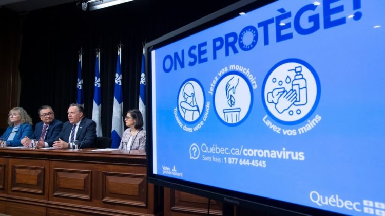 Quebec Announces Drastic Measures to Contain COVID-19 Spread