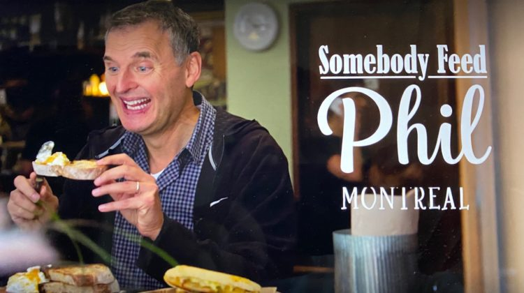 Watch Somebody Feed Phil's Montreal Episode
